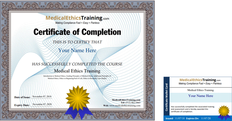 medical-ethics-training-certification